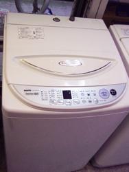 6kg洗濯機買取ました