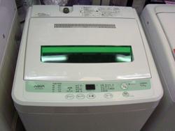 AQUA 洗濯機入荷